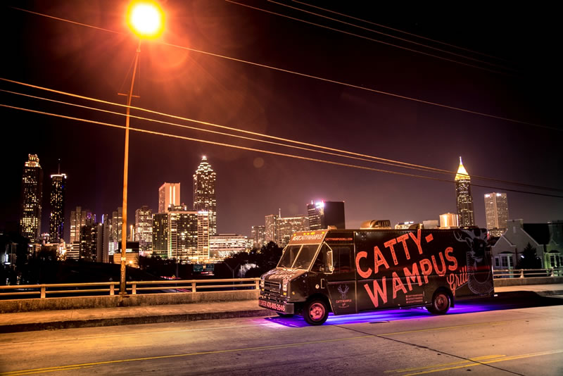 Your Atlanta Food Truck Cattywampus Grill Cattywampus Grill
