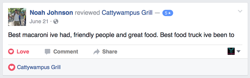 Atlanta Event Catering by Cattywampus Grill